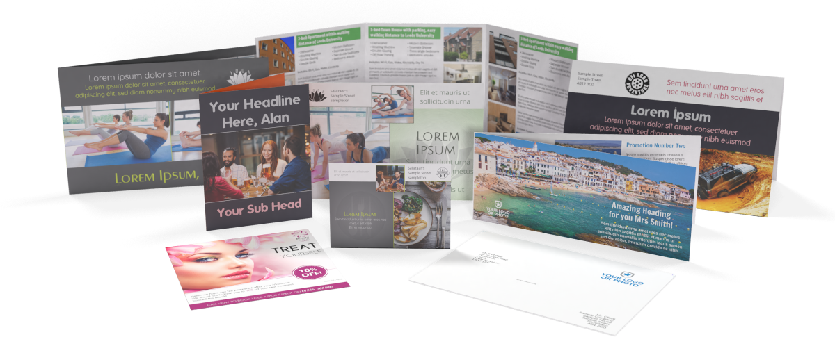 Card Printing, Brochure Printing, and Postcard Printing